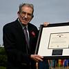 Honolulu attorney and WWII Veteran Art Ross.