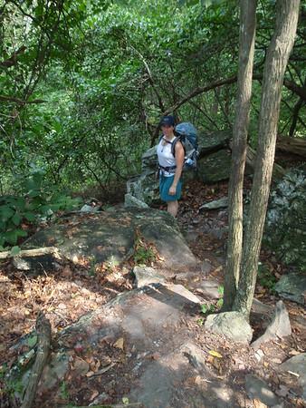 AT hike