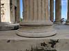 Erechtheum, scroll work on the plinth of an Ionic column.