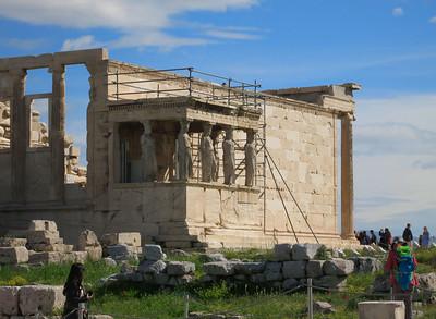 Erechtheum 406 BCE