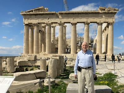 The Parthenon, 438 BCE - 2015 CE