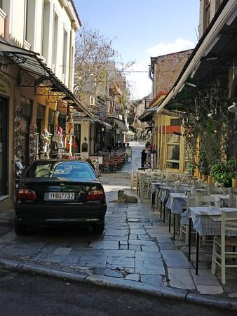 The Plaka, Athens