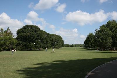 Piedmont Park, midtown Atlanta