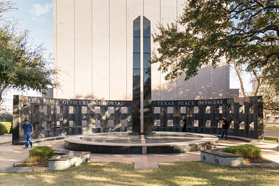Texas Peace Officers' Memorial
