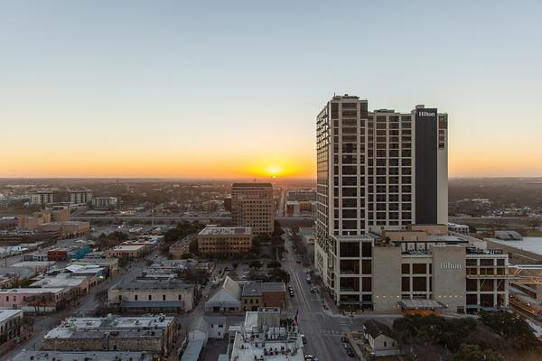 Sunrise Downtown Austin