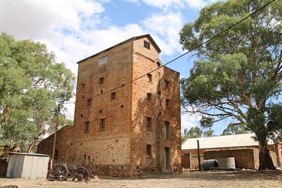 Jacka's Brewery. Melrose, South Australia, Australië.