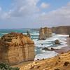 Natuurlijke schoonheid.<br /> Twelve Apostels, Great Ocean Road, Victoria, Australië.