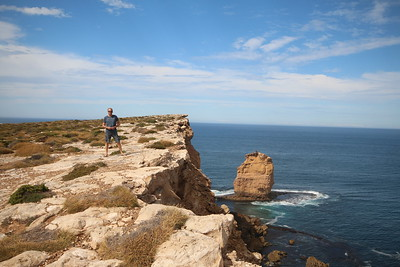Drummond Point, Eyre Peninsula, South Australia, Australië.