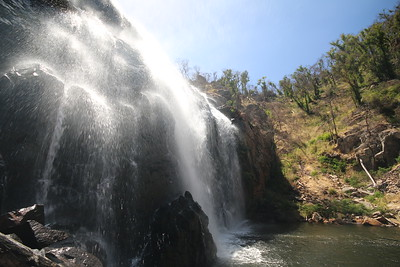 Mackenzie Falls, The Grampians NP, Victoria, Australië.