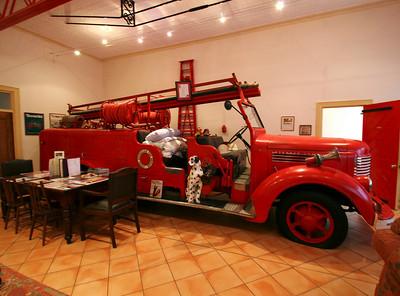Adelaide, firehouse B & B