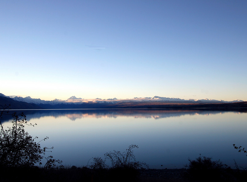 Lake Pukaka - Hood