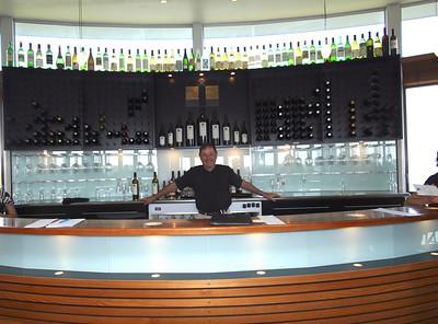Auckland, waiheke's Te Whau bar2