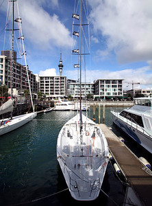 auckland, america's cup harbor3