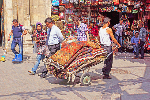 Istanbul Handmade Rugs