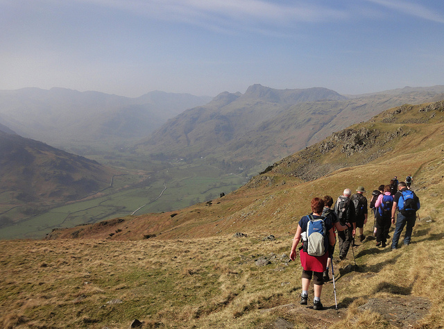 Lake District England Hikes