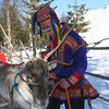 Reindeer Ride in Lapland