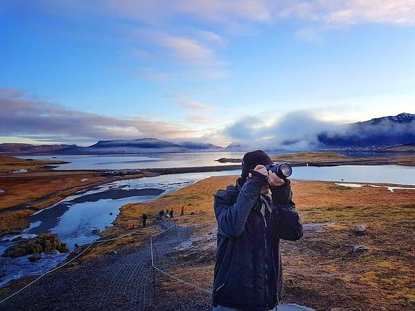 Backpacking in Scandinavia