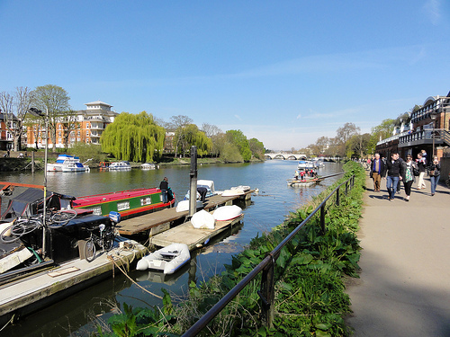 The Thames Path
