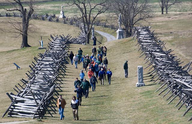 Road Trips Civil War tour