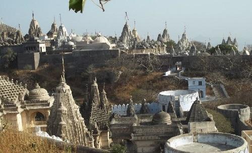 Shatrunjaya Jain Temples Palitana Temples Bhavnagar Gujarat
