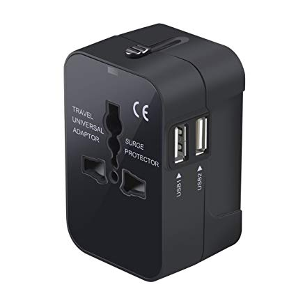 Universal Power Adapters for international travel