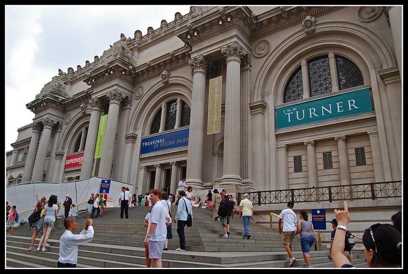 New York City Metropolitan Museum Art