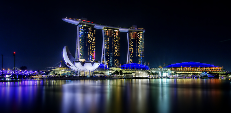 Marina Bay - For City Bright Lights