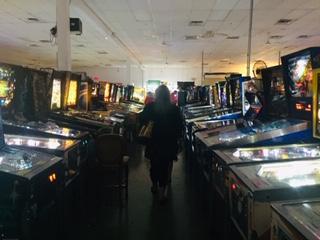 International Pinball Museum Las Vegas