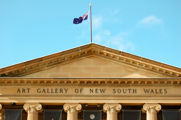 Art Gallery NSW Sydney