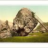 Bowder Stone Lake District England