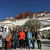 Best Month to Visit Tibet Potala Palace