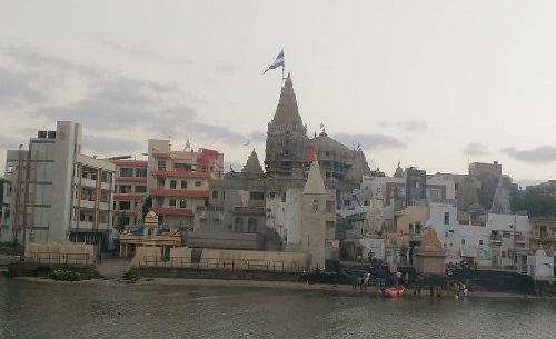 Dwarkadhish Mandir Dwarka Temple Gujarat