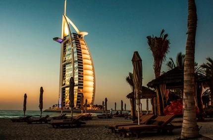 Dubai Travel Guide - burj al arab