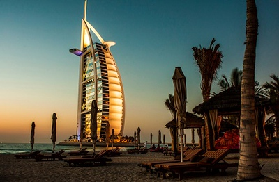Dubai Travel Guide - burj al arab