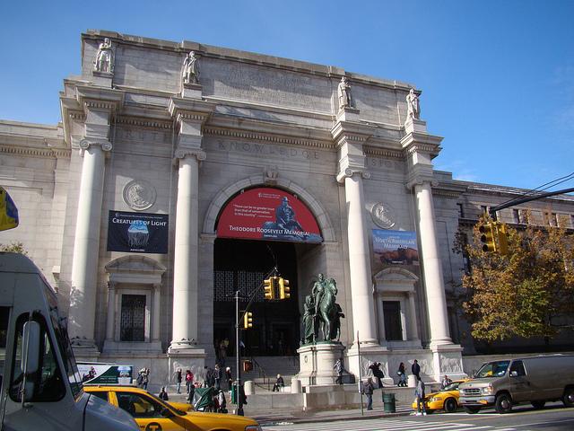 New York American Museum Natural History