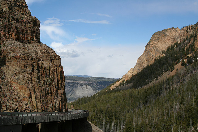 Road Trips Yellowstone National Park