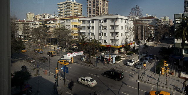 Kadikoy district of Istanbul