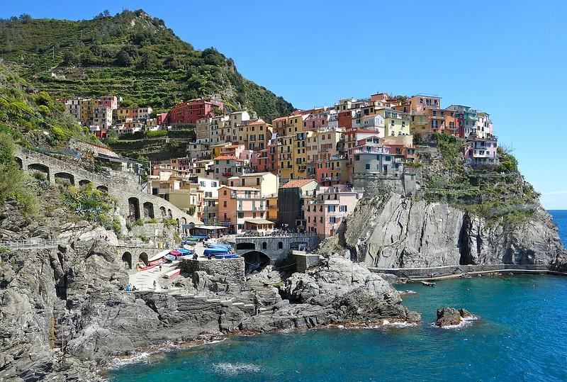 Italy Sailing Holiday Cinque Terre Italy Manarola Liguria