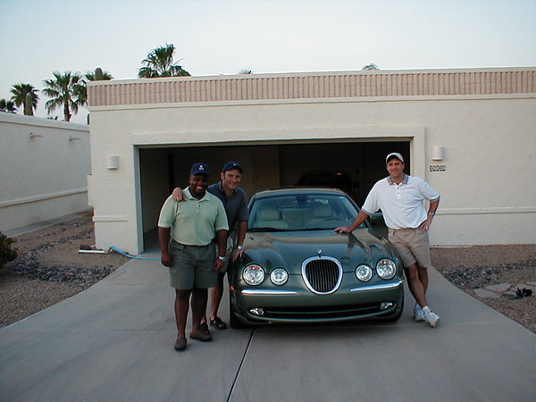 AZ Golf Trip Spring 2000