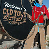In Old town Scottsdale