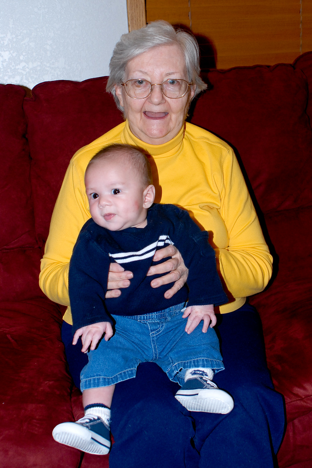 Grandma and Matthew