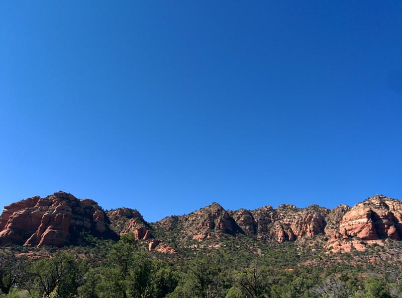 Red Rocks and Sedona