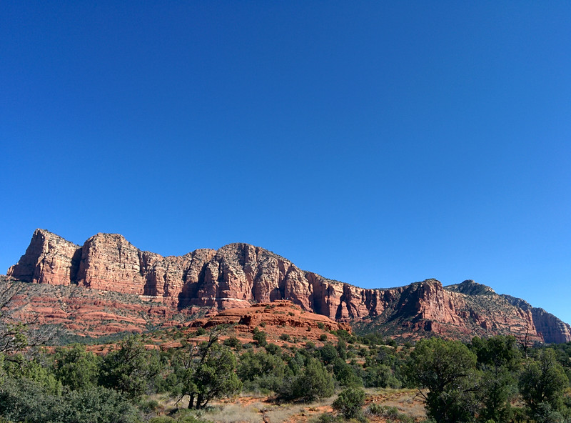 Red Rocks and Sedona