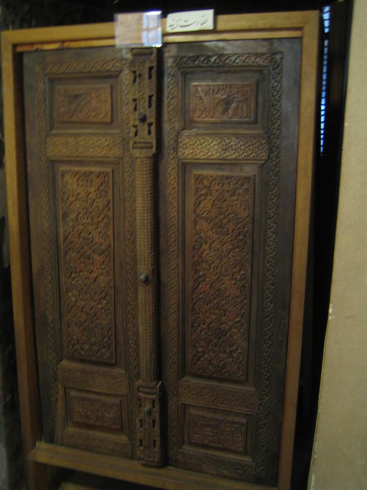 Another great door.