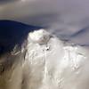 Mt Spur, 80 miles West of Anchorage, Alaska.
