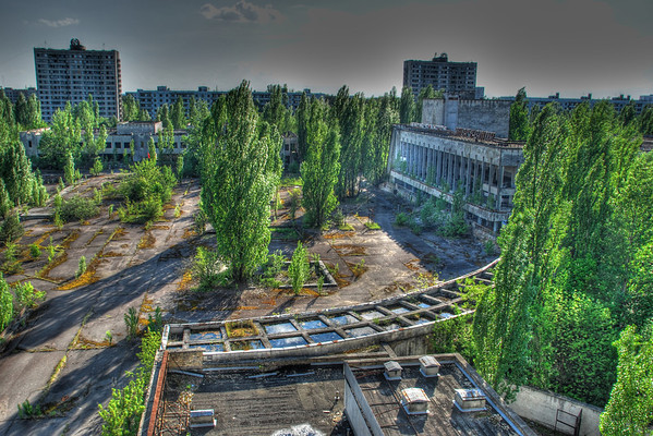 And here`s that HDR shot