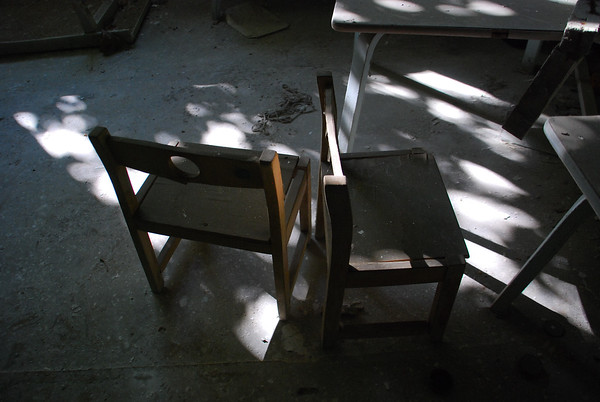 Ickle chairs