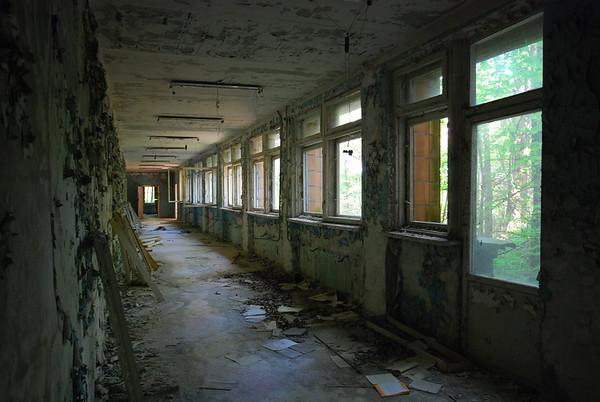 Decent looking corridors