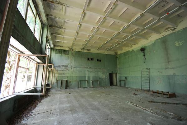 Sports Hall again