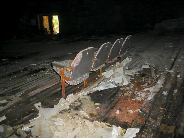 Those few remaining seats